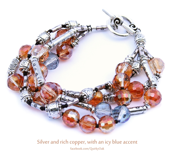 Win this plus sized-bracelet